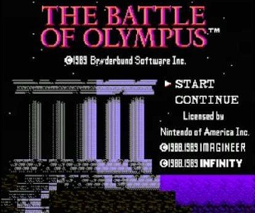 The Battle of Olympus facts
