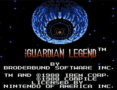 The Guardian Legend facts
