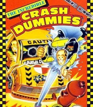 The Incredible Crash Dummies facts