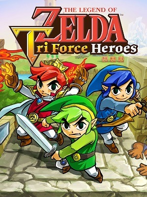 The Legend of Zelda Tri Force Heroes facts
