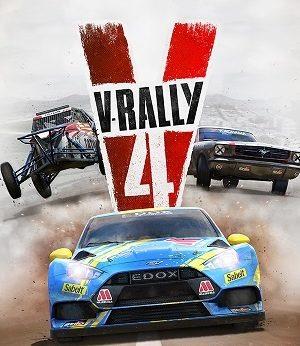 V-Rally 4 facts