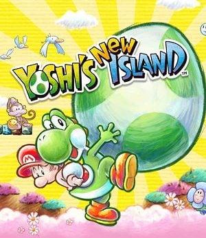 Yoshi's New Island facts