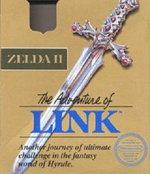 Zelda II The Adventure Of Link facts