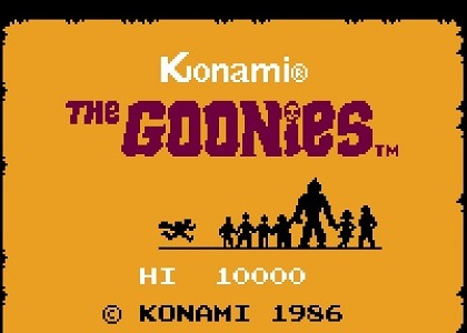 goonies facts