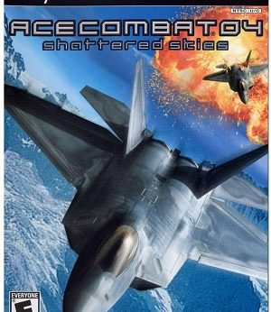 Ace Combat 04 Shattered Skies facts