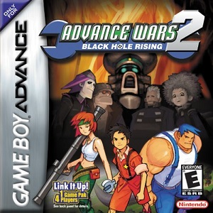 Advance Wars 2 Black Hole Rising facts
