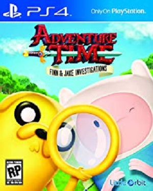 Adventure Time Finn & Jake Investigations facts
