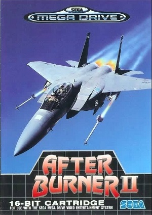 After Burner II facts