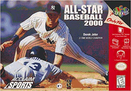 All-Star Baseball 2000 facts