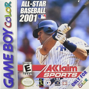 All-Star Baseball 2001 facts