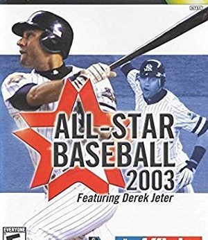 All-Star Baseball 2003 facts
