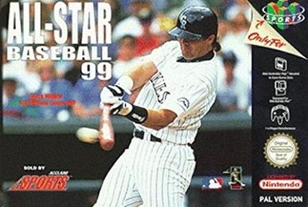 All-Star Baseball 99 facts