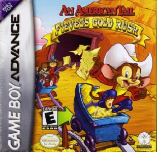 An American Tail Fievel's Gold Rush facts