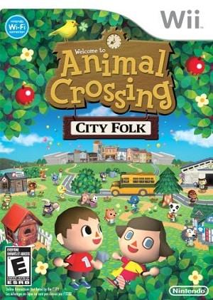 Animal Crossing City Folk facts