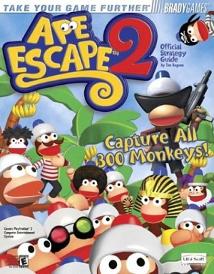 Ape Escape 2 facts