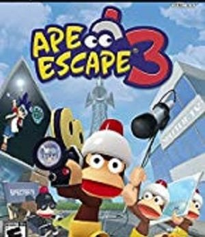 Ape Escape 3 facts