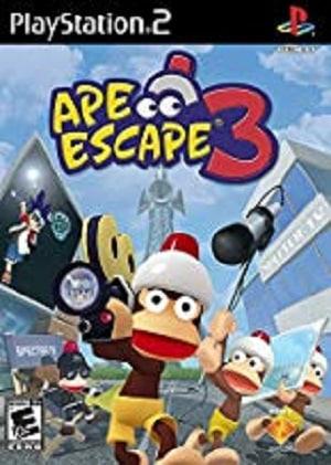 Ape Escape 3 facts