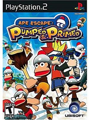 Ape Escape Pumped & Primed facs