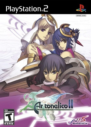 Ar tonelico II Melody of Metafalica facts