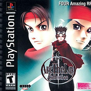 Arc the Lad Collection facts