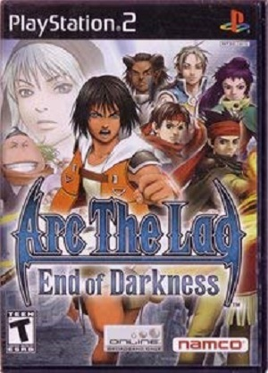Arc the Lad End of Darkness facts