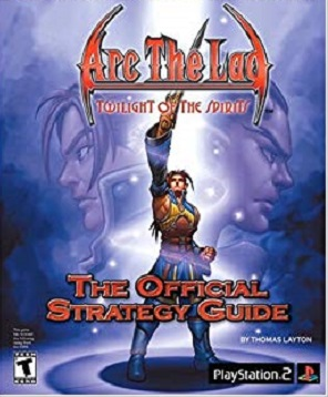 Arc the Lad Twilight of the Spirits facts