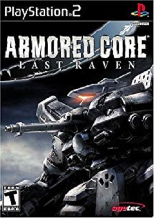 Armored Core Last Raven facts