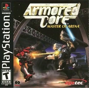 Armored Core Master of Arena facts