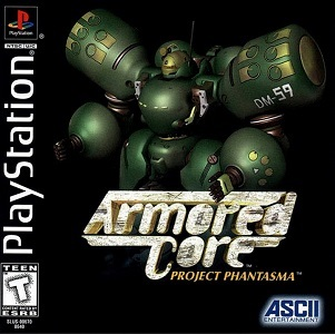 Armored Core Project Phantasma facts