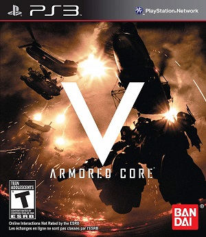 Armored Core V facts