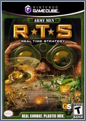 Army Men RTS facts