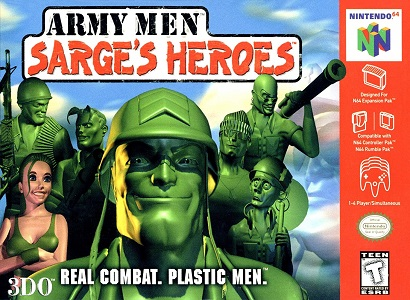 Army Men Sarge's Heroes facts