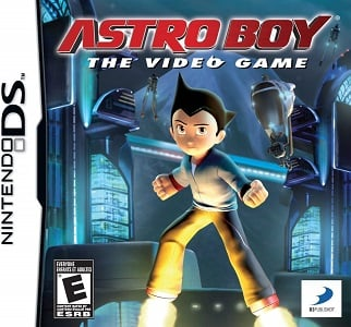Astro Boy The Video Game facts