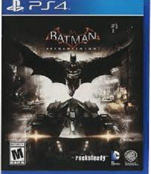 Batman Arkham Knight facts