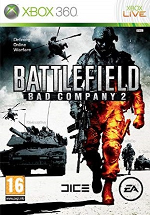Battlefield Bad Company 2 facts