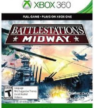 Battlestations Midway facts