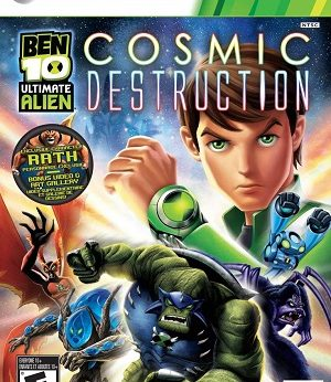 Ben 10 Ultimate Alien Cosmic Destruction facts