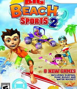 Big Beach Sports 2 facts