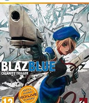 BlazBlue Calamity Trigger facts