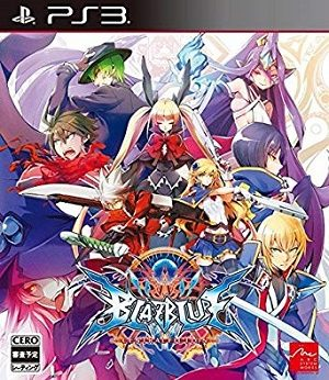 BlazBlue Central Fiction facts