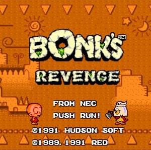 Bonk's Revenge facts