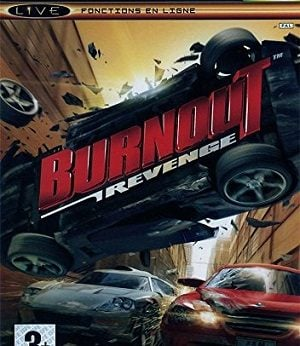 Burnout Revenge facts