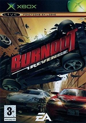 Burnout Revenge facts