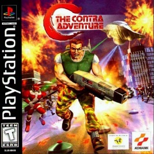 C The Contra Adventure facts
