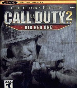 Call of Duty 2 Big Red One facts