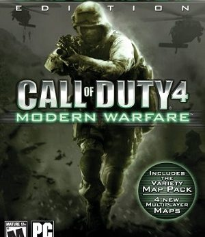 Call of Duty 4 Modern Warfare facts