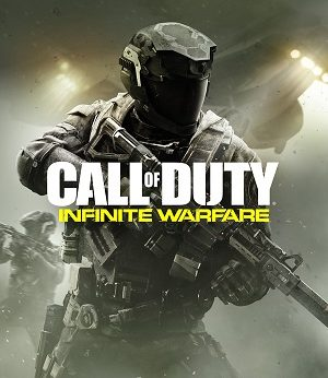 Call of Duty Infinite Warfare facts