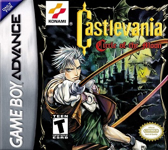 Castlevania Circle of the Moon facts