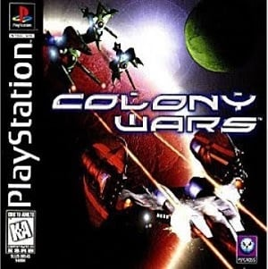Colony Wars facts