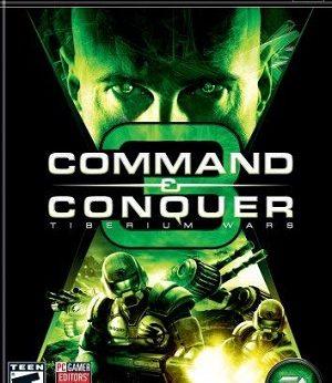 Command & Conquer 3 Tiberium Wars facts
